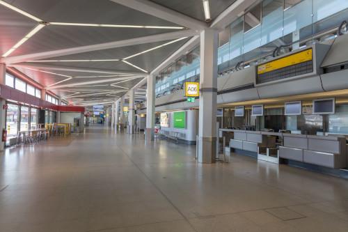Flughafen Tegel Terminal
